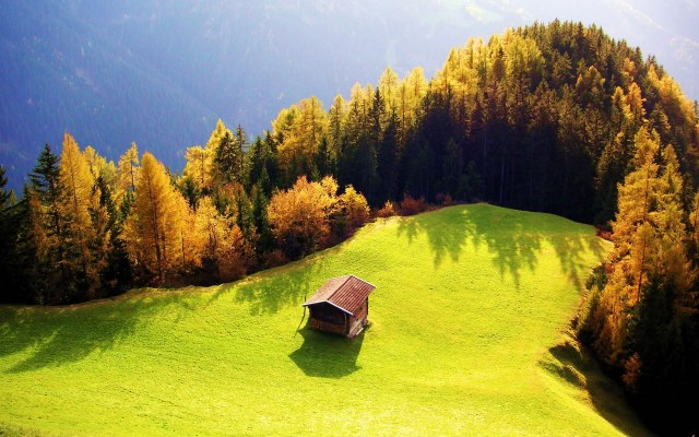 Inspirational cabin